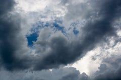 Ciel-nuages Image stock