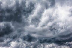 Ciel orageux Images libres de droits