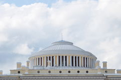 Ciel Pavlovsk Photographie stock libre de droits