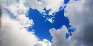 Ciel sans fin photos libres de droits