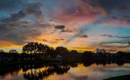 ciel splendide images libres de droits