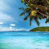 Ciel tropical Photo libre de droits
