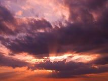 Cielo 1 fotografía de archivo
