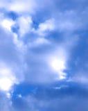 Cielo Imágenes de archivo libres de regalías