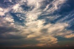 cielo fotografie stock libere da diritti