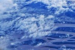 cielo Fotografia Stock Libera da Diritti