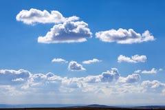 Cielo ancho Imagen de archivo libre de regalías