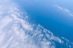 Cielo astratto Fotografie Stock