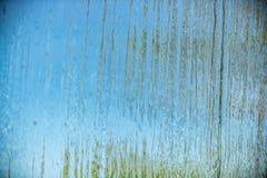 Cielo attraverso il waterall Fotografie Stock