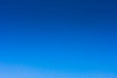 Cielo azul claro Fotos de archivo libres de regalías
