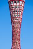 Cielo azul de la torre Imagenes de archivo