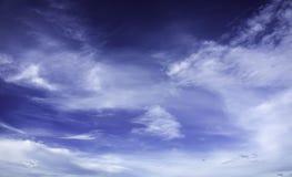 Cielo azul en Pattaya Fotografía de archivo libre de regalías