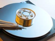 Cielo azul HDD Imágenes de archivo libres de regalías