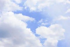 Cielo blu Fotografia Stock Libera da Diritti