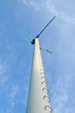 Turbina di vittoria con cielo blu Fotografie Stock Libere da Diritti