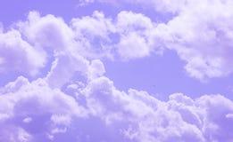 Cielo, blu, nuvole, nuvola, bianco, fondo, estate, natura, bella, bellezza, colore, luce, giorno, tempo, chiaro, alto, cielo, fotografia stock libera da diritti