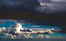 Cielo brillante Foto de archivo