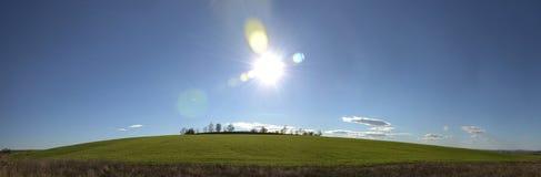 Cielo claro Foto de archivo libre de regalías