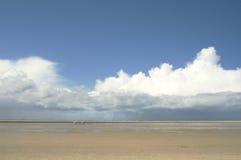 Cielo con la nube immagine stock libera da diritti