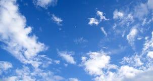 Cielo con las nubes fotos de archivo libres de regalías