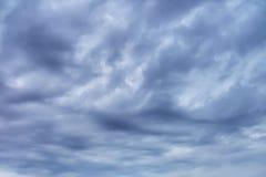 Cielo cubierto Imagenes de archivo