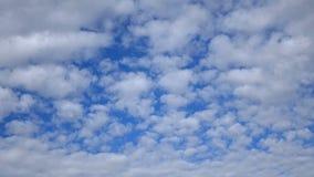 Cielo cubierto de la luz del día Imagen de archivo libre de regalías