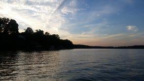 Cielo de Alabama Imágenes de archivo libres de regalías