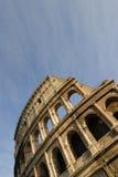 Cielo de Colosseo Imagen de archivo libre de regalías