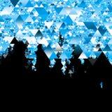Cielo de fusión Imagenes de archivo