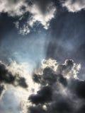 Cielo de HDR Imágenes de archivo libres de regalías