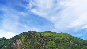 Cielo de la colina Fotografía de archivo libre de regalías