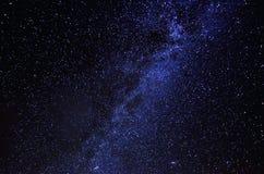 Cielo de la estrella Imágenes de archivo libres de regalías