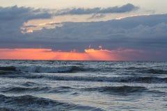 Cielo de la mañana Imágenes de archivo libres de regalías