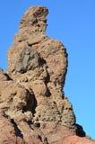 Cielo de la roca Foto de archivo libre de regalías