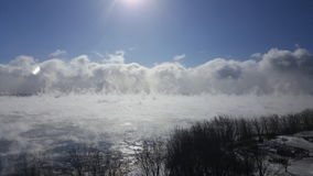 Cielo de Olympus Foto de archivo libre de regalías