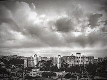 CIELO DE SAN FRANCISCO Foto de archivo libre de regalías