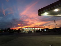 Cielo de Tennessee Foto de archivo