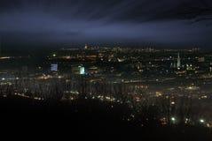 Cielo de Viena Fotos de archivo libres de regalías