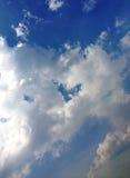 Cielo del corazón Imagen de archivo