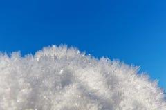 Cielo del cristallo di ghiaccio Immagine Stock Libera da Diritti