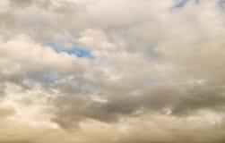 Cielo del diablo Fotografía de archivo libre de regalías