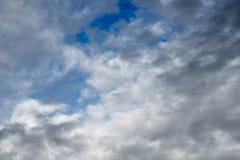 Cielo del diablo Imagen de archivo libre de regalías