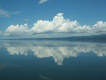 Cielo del espejo Imágenes de archivo libres de regalías