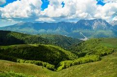 Cielo del paisaje Foto de archivo