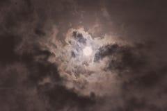 cielo del sol Fotos de archivo libres de regalías