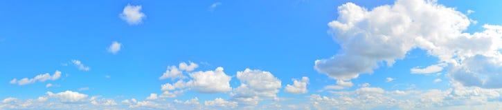 cielo del verano Fotos de archivo libres de regalías