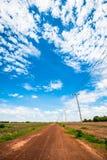 Cielo 3 del verano Fotos de archivo
