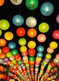 Cielo della lanterna Fotografia Stock Libera da Diritti