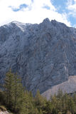 Cielo della montagna Immagini Stock