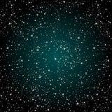 Cielo della stella illustrazione di stock